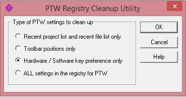 Registry Cleanup Utility