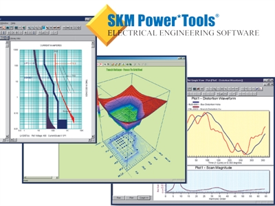 SKM Power*Tools for Windows Logo